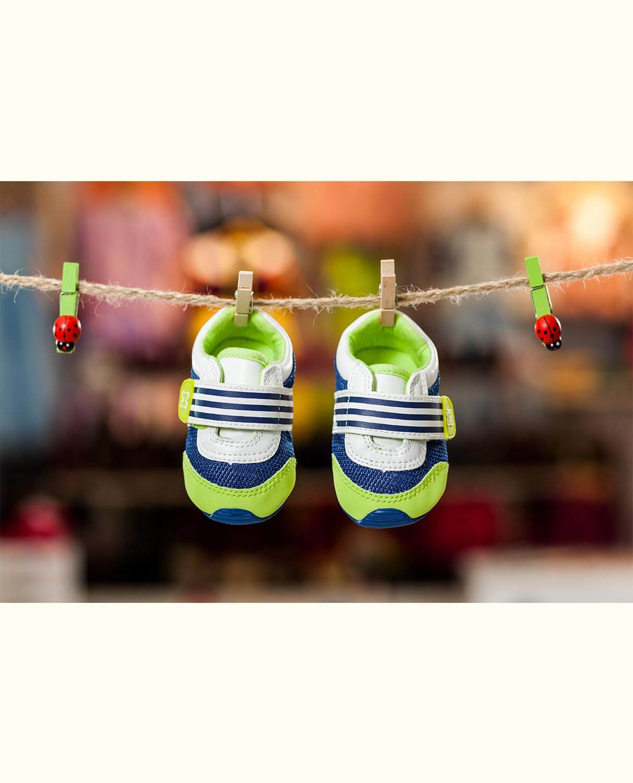 Pantofi sport Mayoral 9853 – verde / alb / albastru