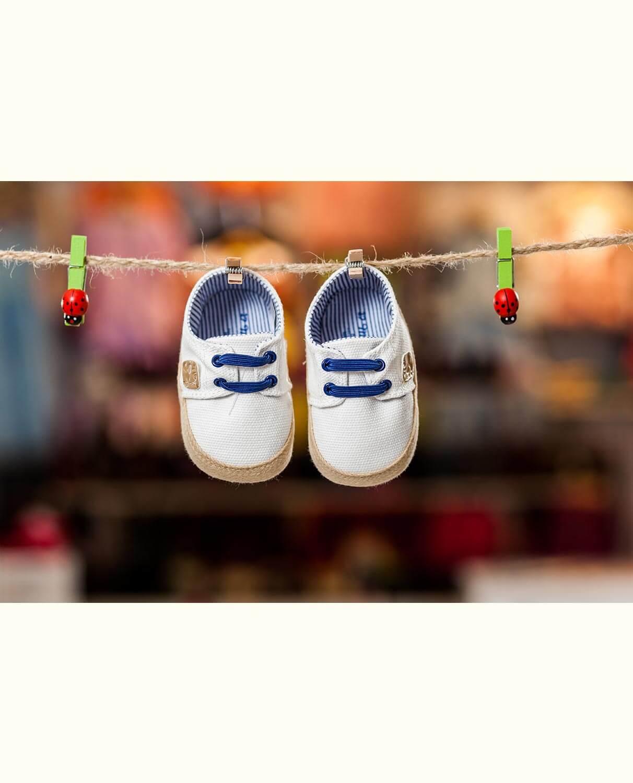 Pantofi casual Mayoral 9855 – alb