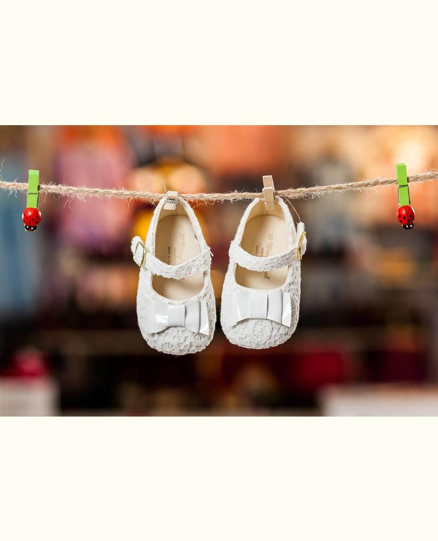 Pantofi casual Mayoral 9865 – alb