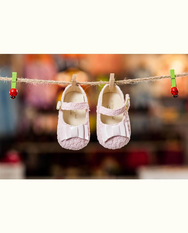 Pantofi casual Mayoral 9865 – roz pal
