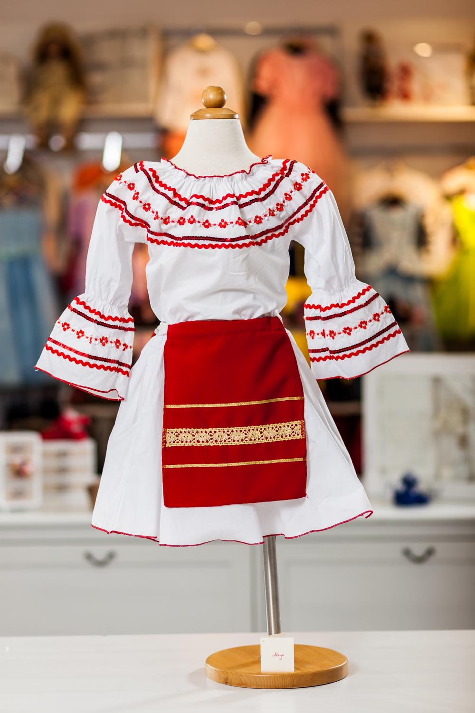 Costum popular de fata P 002